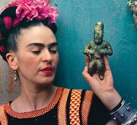 Experience Frida Kahlo in London