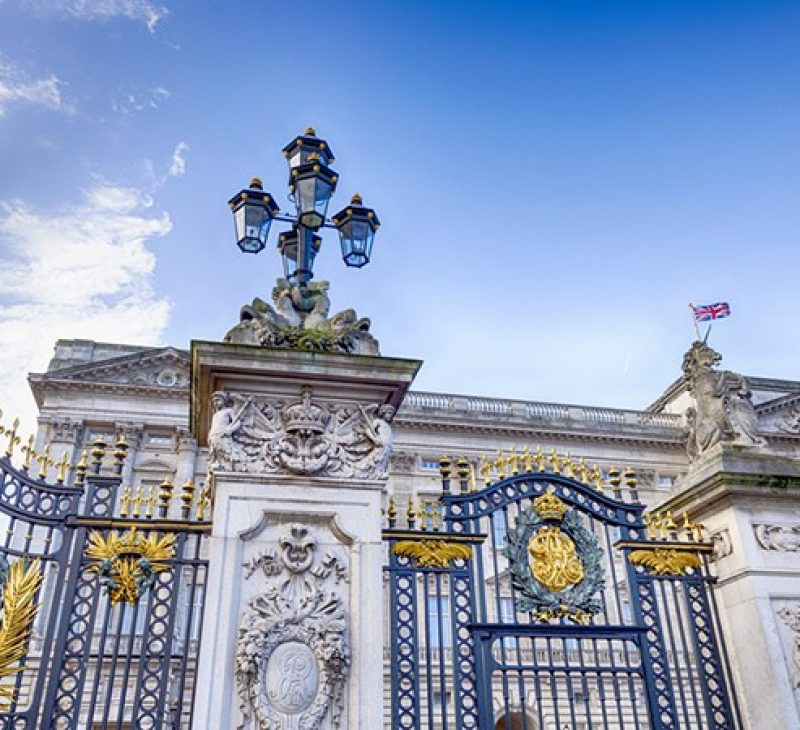 Buckingham Palace private tour