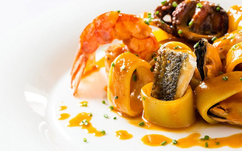 Lunch and Dinner. Cuisine becomes a work of art.